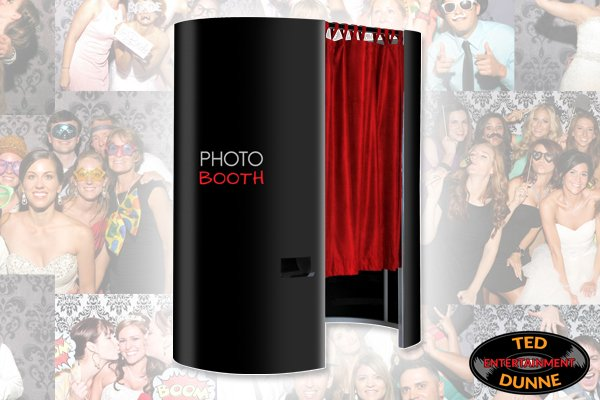 Photo Booth Hire for Weddings and Parties in Cork with Ted Dunne Entertainment