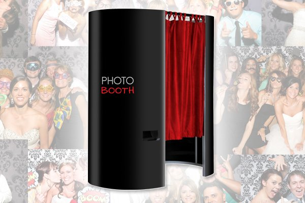 Weddings - Photo Booth Hire with Ted Dunne Entertainment