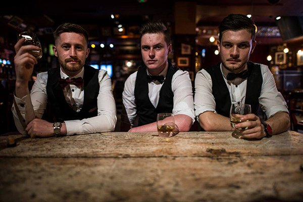 The Guilty Judges - Cork Party Cover Band