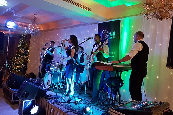 Blue Fusion - Premier Wedding and Function Band Cork