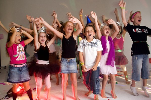 Advice when hiring a DJ for your kids party - Blog Post by Ted Dunne Entertainment