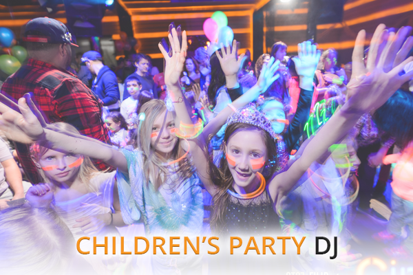 Children's Party DJ Hire