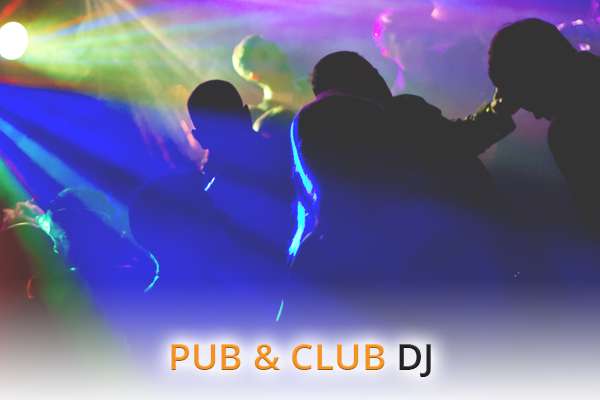 Pub and Club DJ Hire