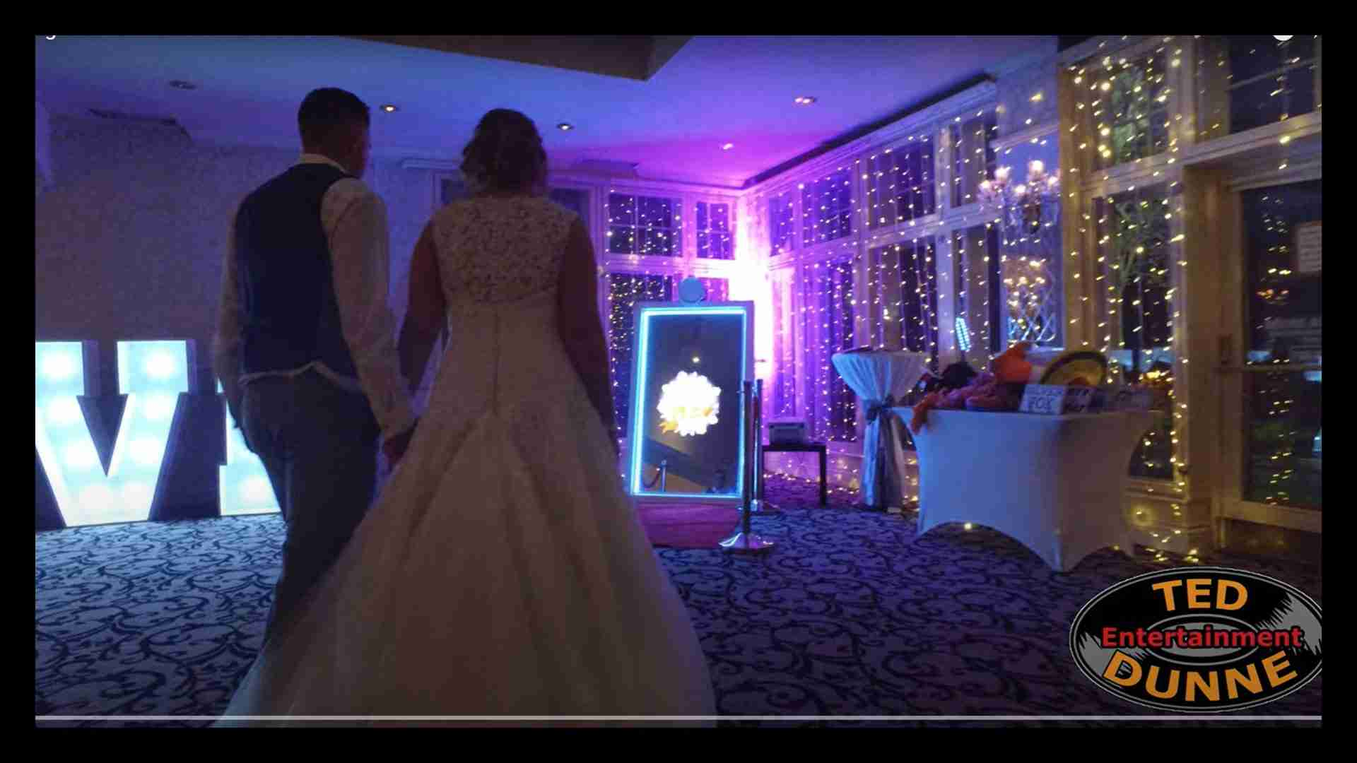 Magic Mirror Hire with Ted Dunne Entertainment